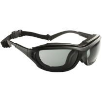 Madlux 2 az 1-ben védőszemüveg füstszínű lencsével