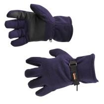 GL12 - Polár kesztyű Thinsulate® béléssel kék