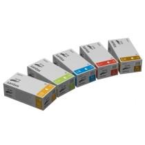 Santex púderezett latex vizsgálókesztyű / 100 db