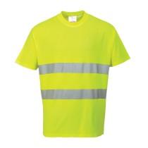 S172 - Hi-Cool póló sárga